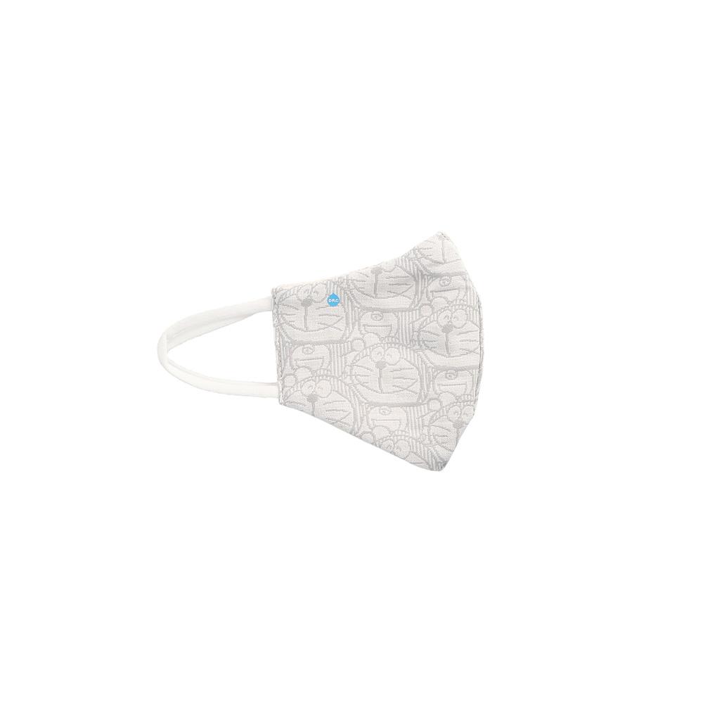 ハイドロ銀チタン®ソフトガーゼマスク 小さめ ライトグレー