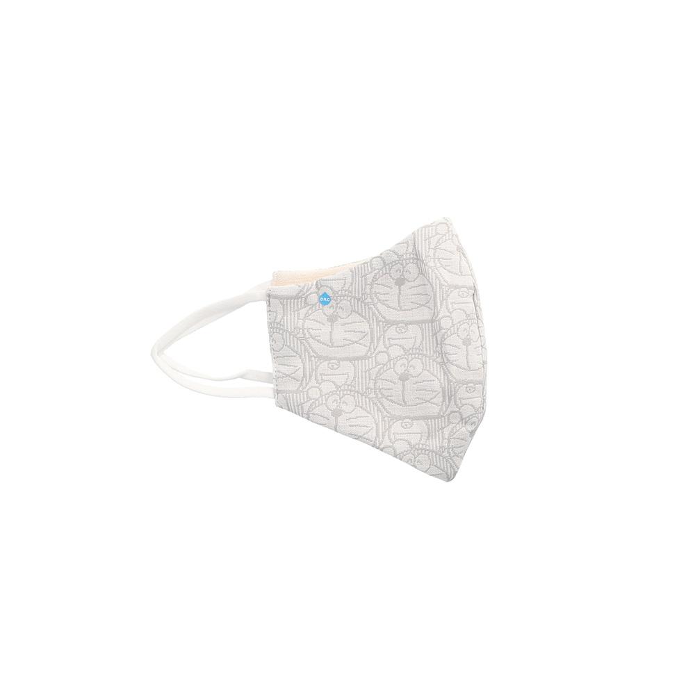ハイドロ銀チタン®ソフトガーゼマスク ふつう ライトグレー