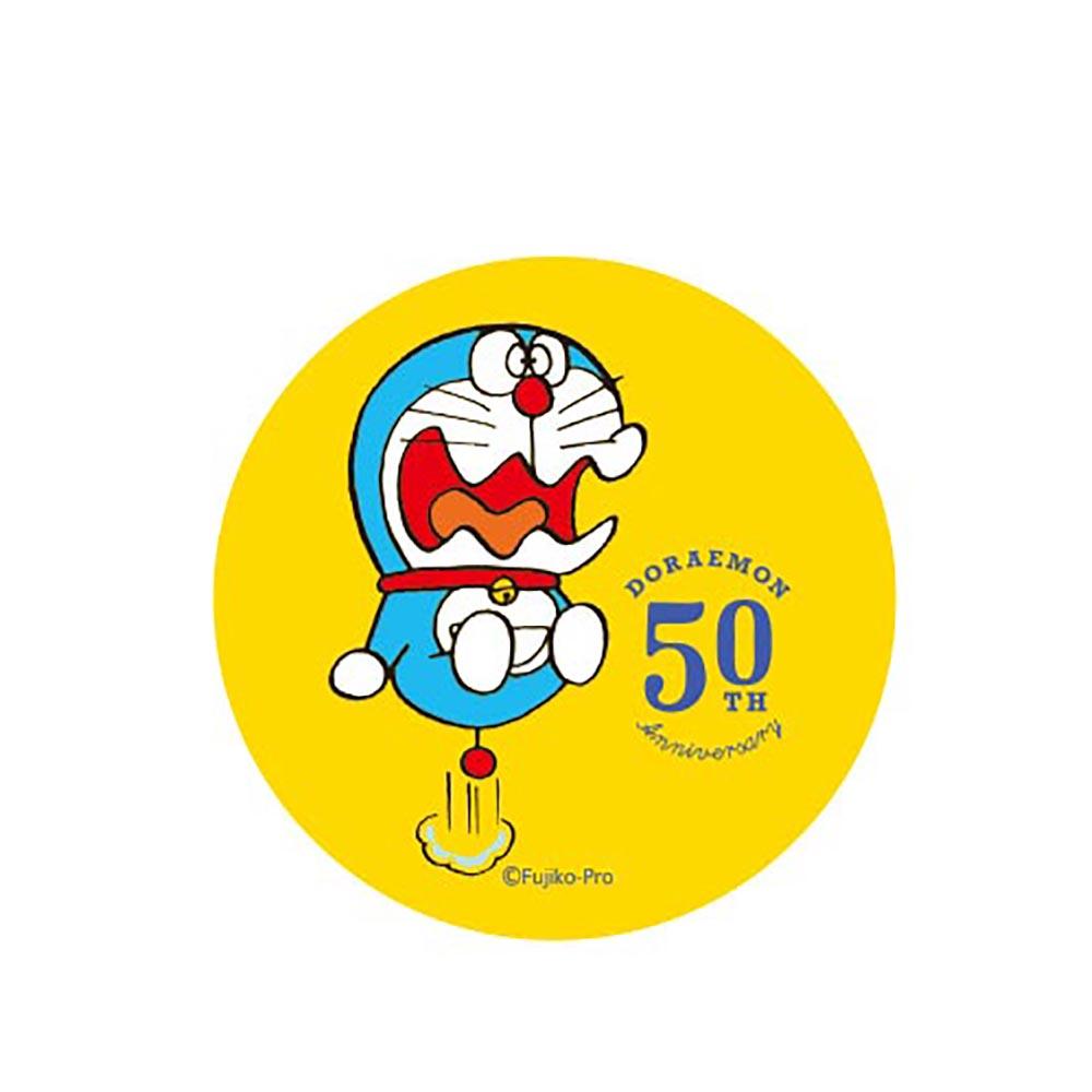 50th Anniversary 缶バッジ びっくり