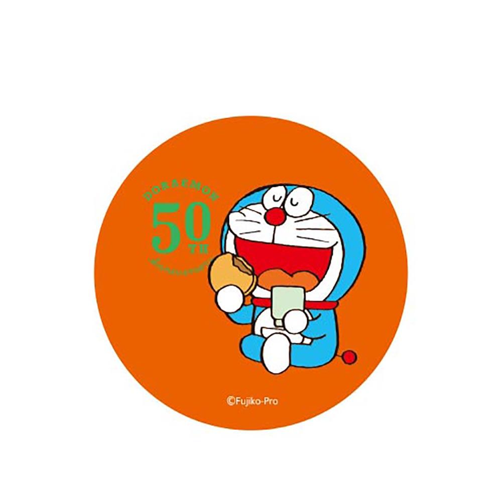 50th Anniversary 缶バッジ どら焼き