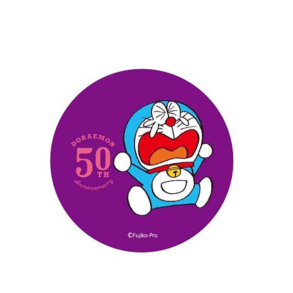 50th Anniversary 缶バッジ ギャー