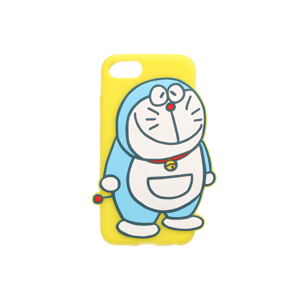 シリコンスマホカバー ドラえもん初期ver. iPhone 6/7/8/SE