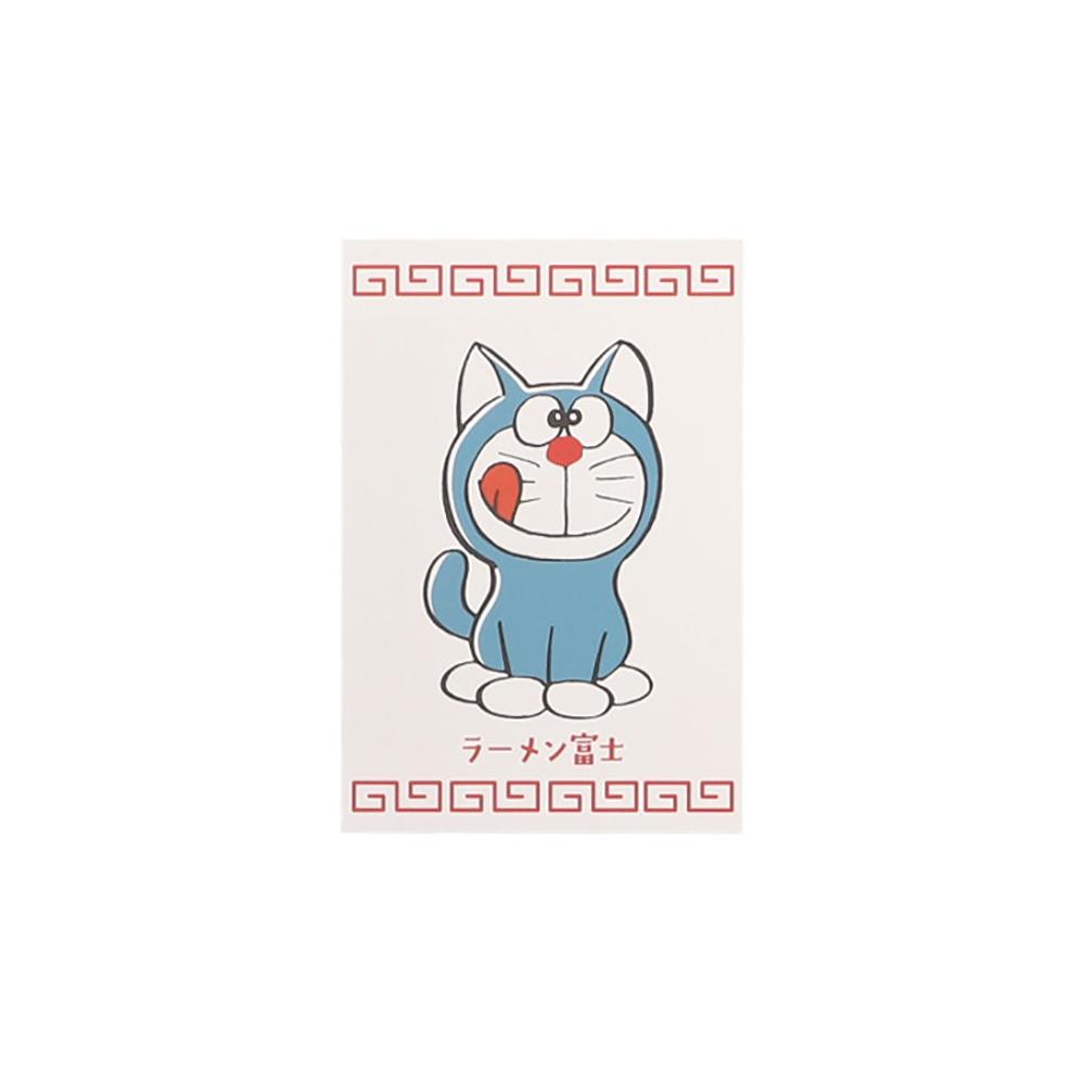 カムカムキャットフードを食べた猫シリーズ ポストカード 猫