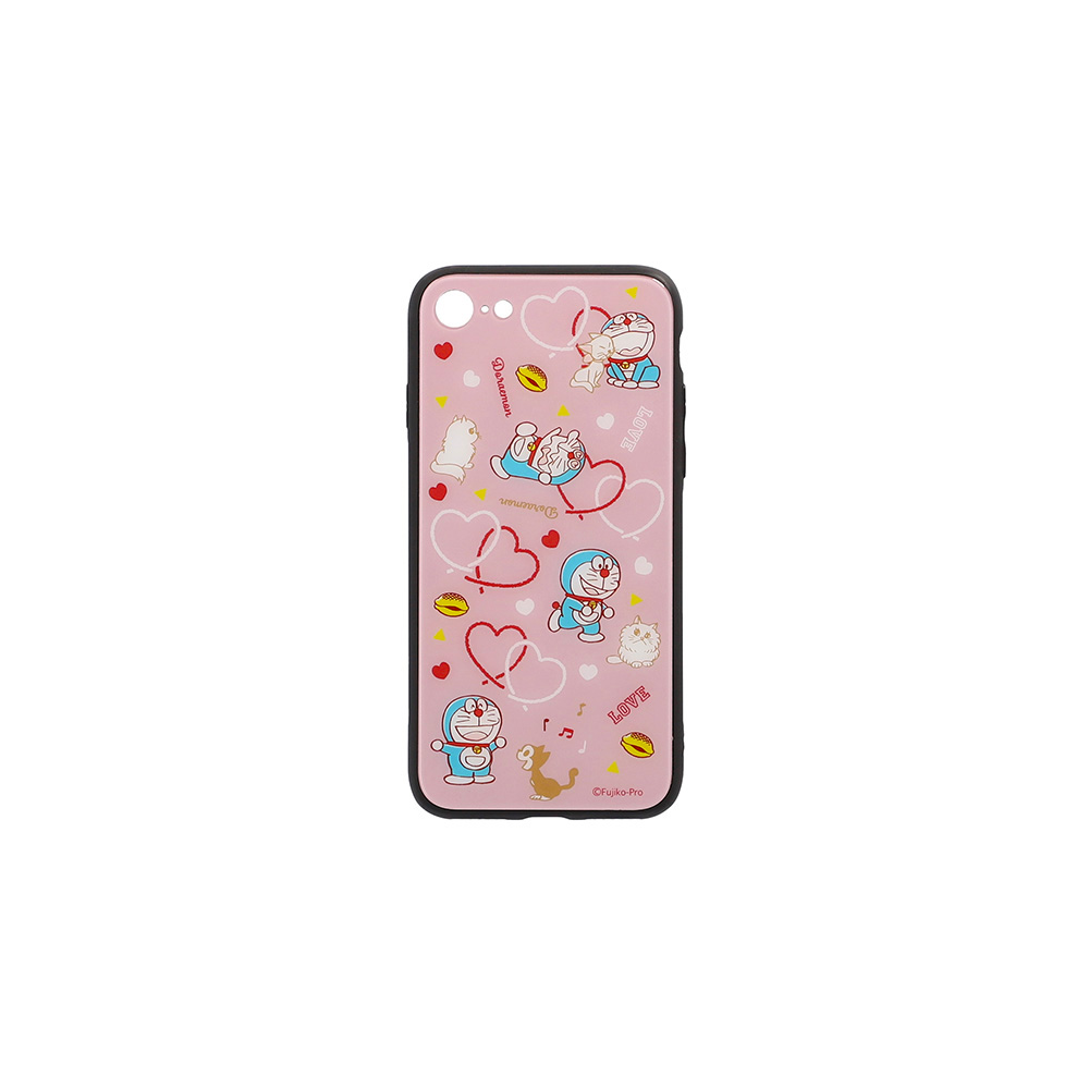I LOVE CAT HEART iPhone 7/8/SE(第2世代) ケース
