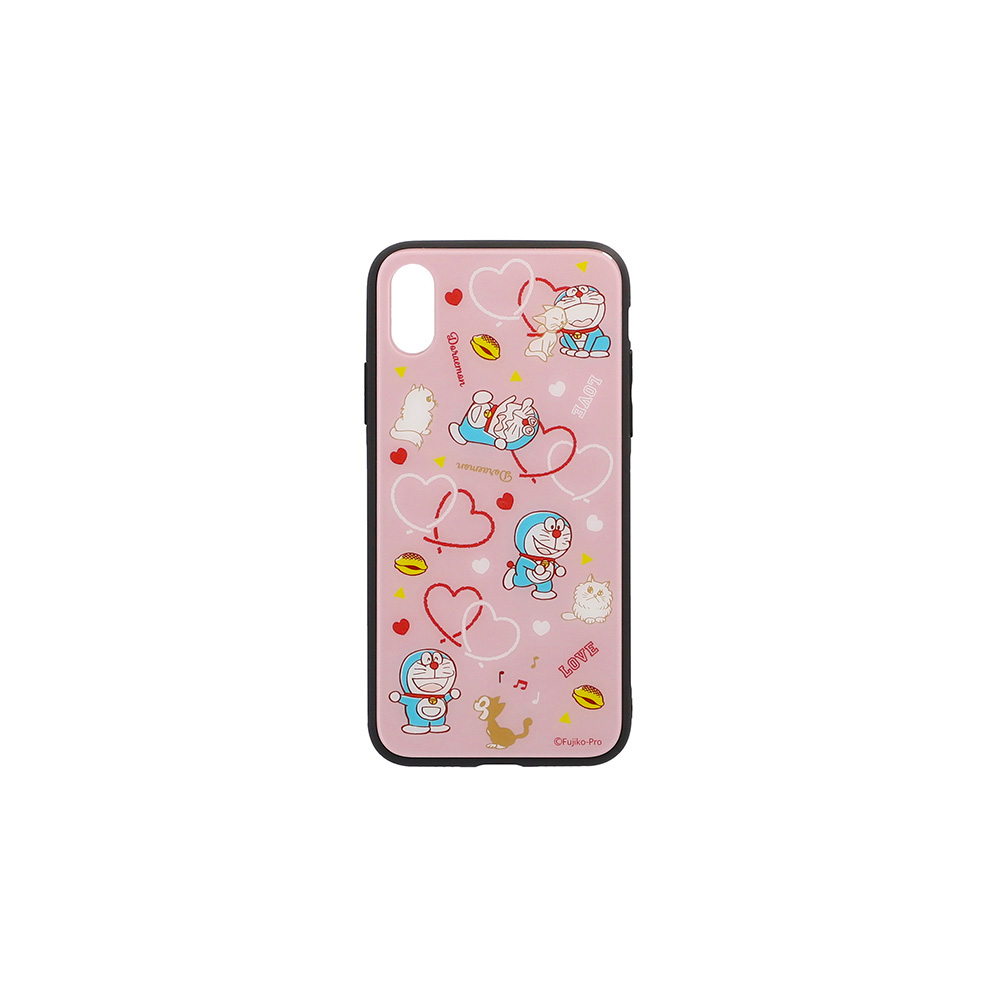 I LOVE CAT HEART iPhone X ケース