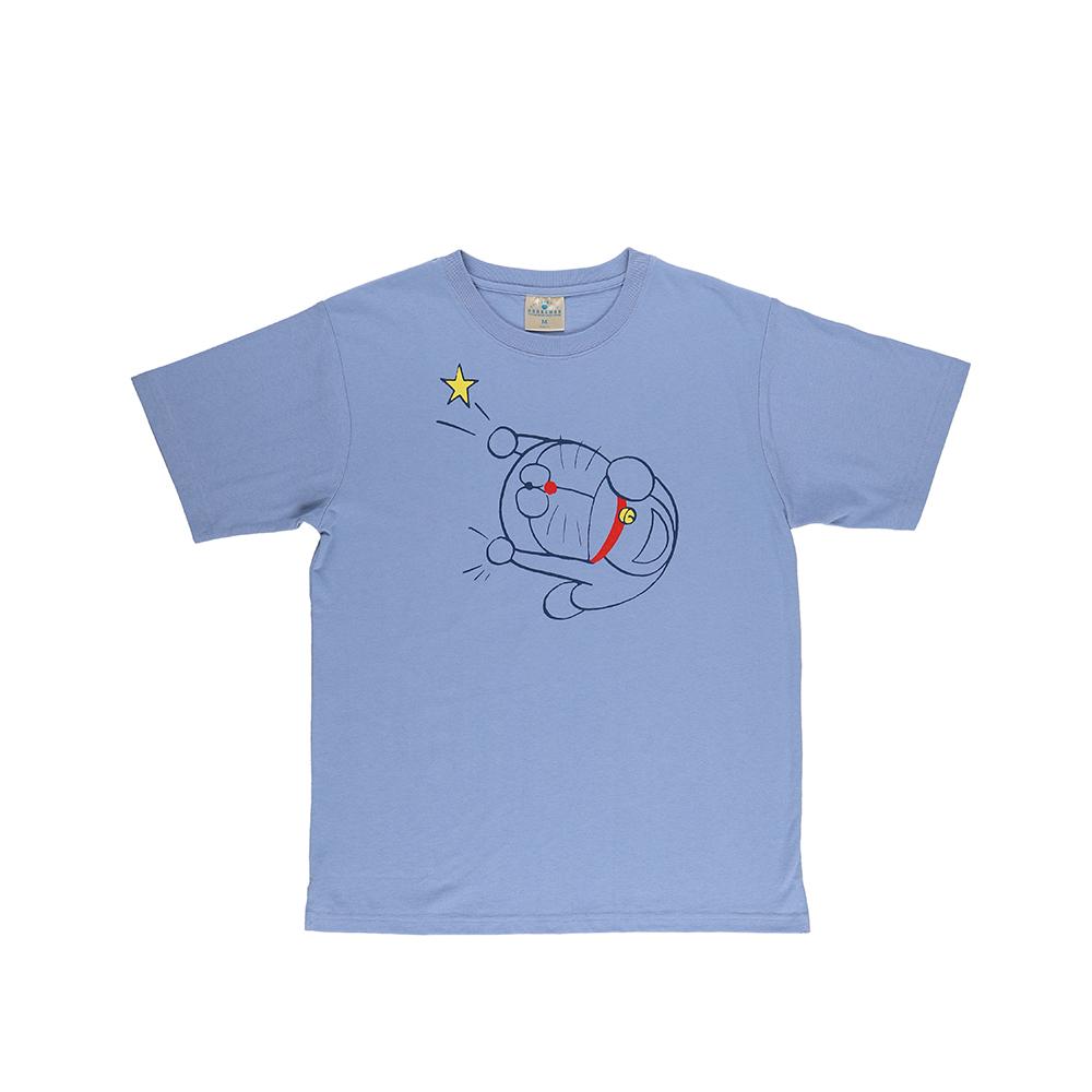 ドラえもん Tシャツ セカセカ M