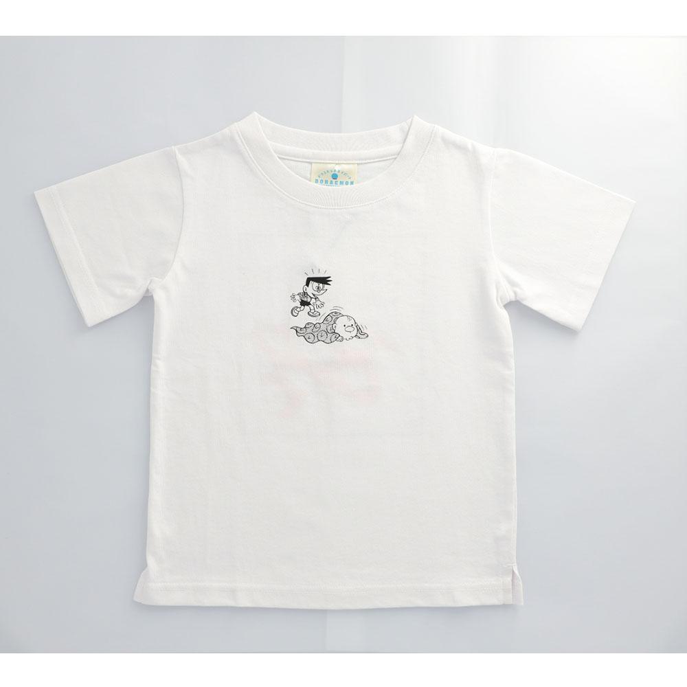 ドラえもん ひみつ道具Tシャツ タイムふろしき  L