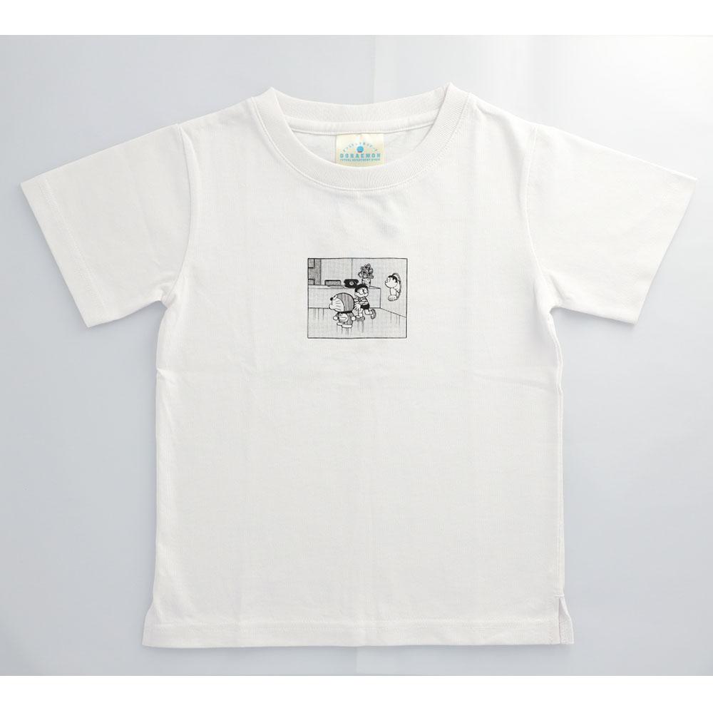 ドラえもん ひみつ道具Tシャツ 通りぬけフープ  S