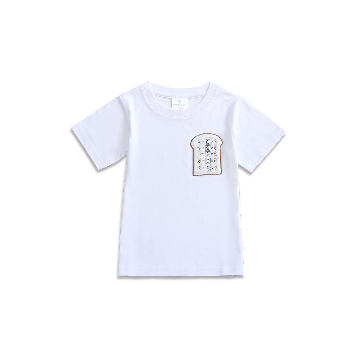 ドラえもん ポケットTシャツ アンキパン 120