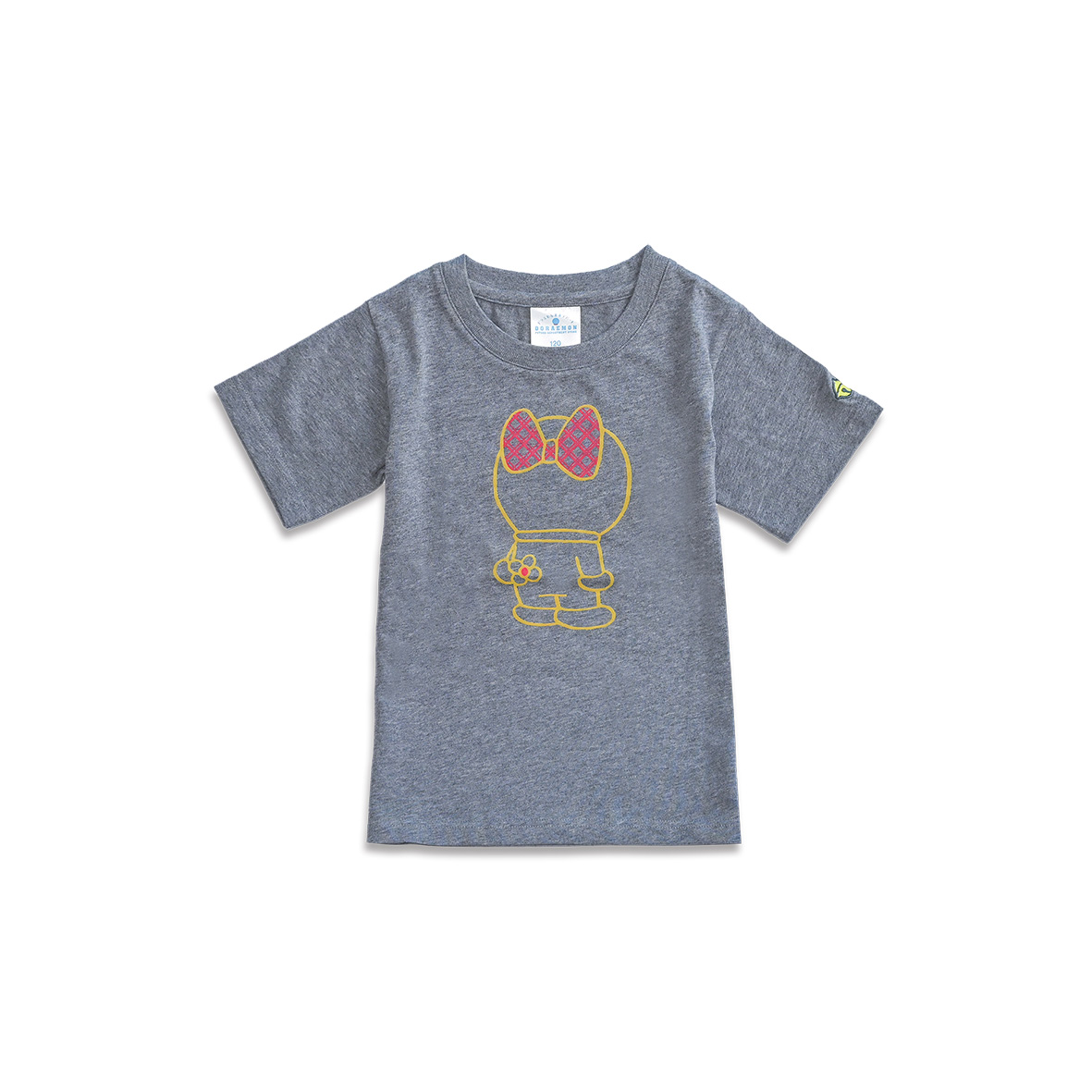 【オンライン限定】Tシャツ ドラミ後ろすがた グレー120